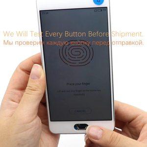 Image 5 - for Meizu M3S Home Button FingerPrint Touch ID Sensor Flex Cable Ribbon Replacement for MEIZU M3S Button Key Black/White/Golden
