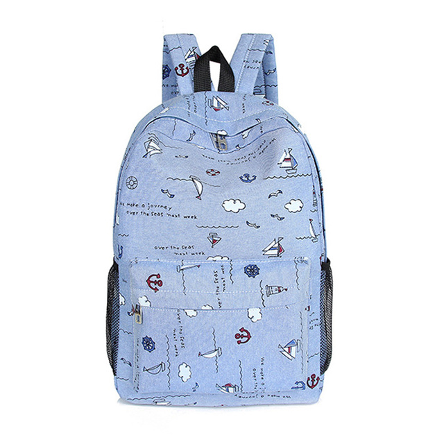 Aliexpress.com : Buy School Backpacks for Teenage Girls Canvas ...