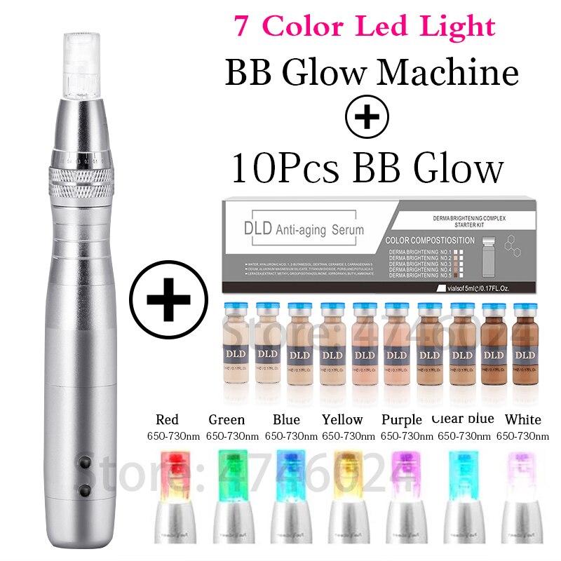 BB Cream Serum White Brightening Foundation Beauty 7 Color BB Cream Machine For BB Cream Cosmetic Makeup Liquid Foundation Serum
