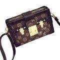 Pequenos Sacos de Bolsas Femininas de Marcas Famosas Bolsas De Luxo Mulheres Sacos de Designer De Moda Feminina Messenger Bag Box