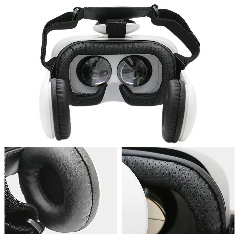 VR BOX BOBOVR Z4 Virtual Reality goggles 3D Glasses Google cardboard BOBO VR GLASSES Z4 Headset for 4.3 - 6.0 inch smartphones 24