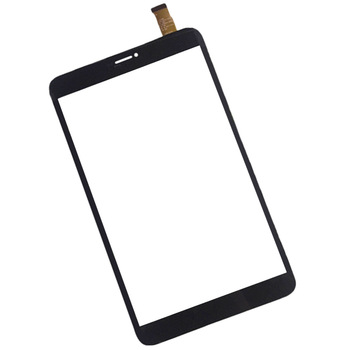 New 8 Inch Black Touch Screen for tesla neon 8.0 Tablet  PC Glass Panel Digitizer Replacement Free Shipping