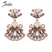 JOOLIM Jewelry Wholesale/2017 Earring Hot Trend High Fasion Party Simuleated Pearl Free Shipping