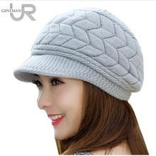 Nouveau Chapeau D'hiver Chaud Femm ...