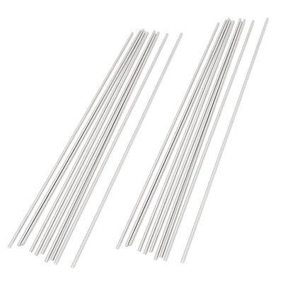 1mm X 100mm HSS Graving Tool Round Turning Lathe Carbide Bars Stick 20PCS