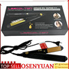 Lescolton Professional Ceramic Steam Hair Straightener 450F Fast Heating Irons Vapor Argan Oil Straightening Flat