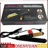 Lescolton Professional Ceramic Steam Hair Straightener 450F Fast Heating Irons Vapor Argan Oil Straightening Flat