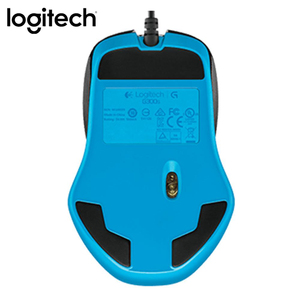 Image 3 - Original Logitech G300s raton Gaming Mouse 2500DPI USB Wired Optical Wensor Both Handed Mouse with 7 Color backlit