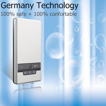 Water Heater Instant Electric Tankless Bathroom Kitchen wash
