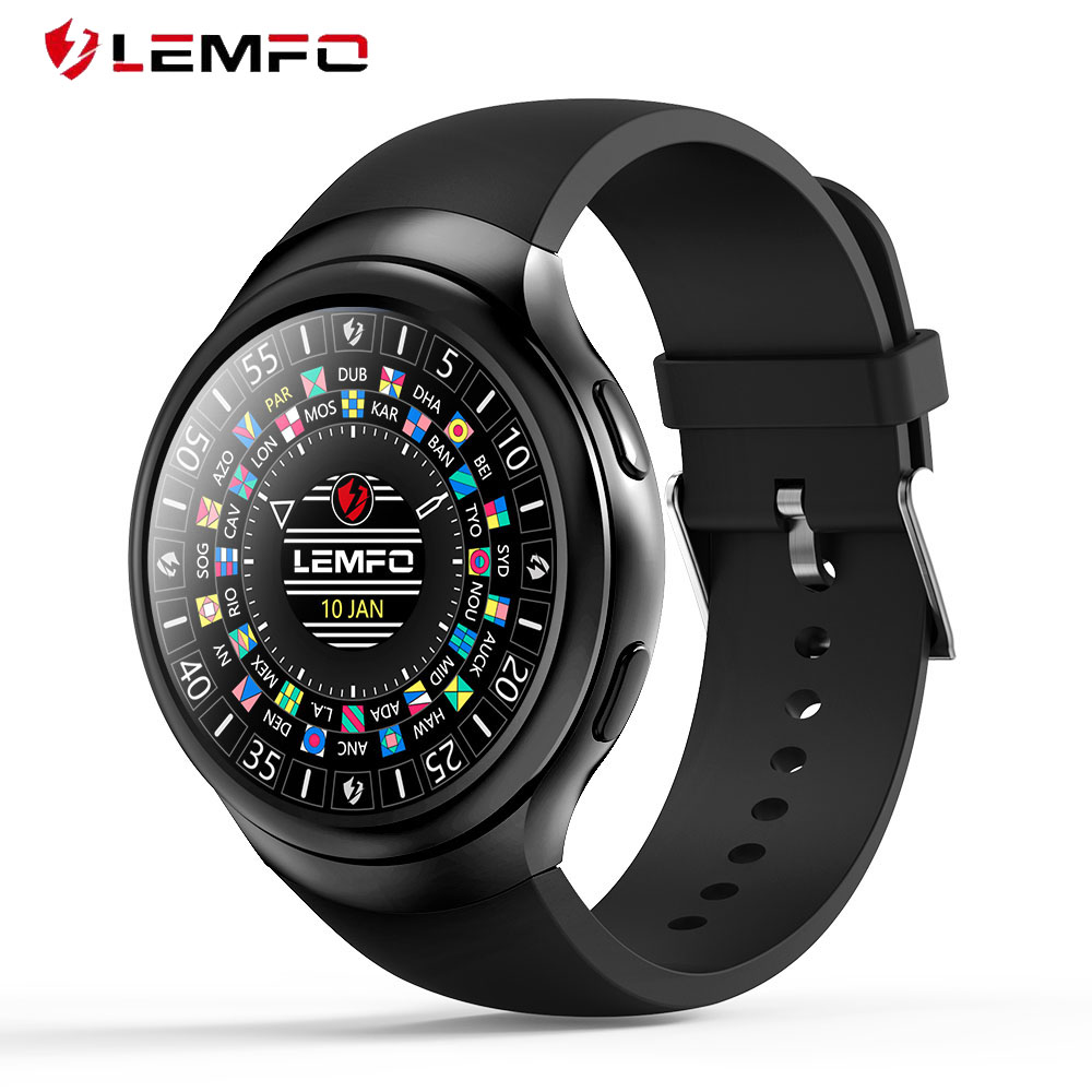 LEMFO LES2 Smart Watches Smartwatch Android 1GB + 16GB Watch