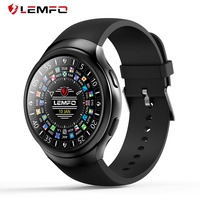 LEMFO LES2 Smart Watches Smartwatch Android 1GB + 16GB Watch Phone Heart Rate Monitor GPS Wifi Bluetooth Wristwatch