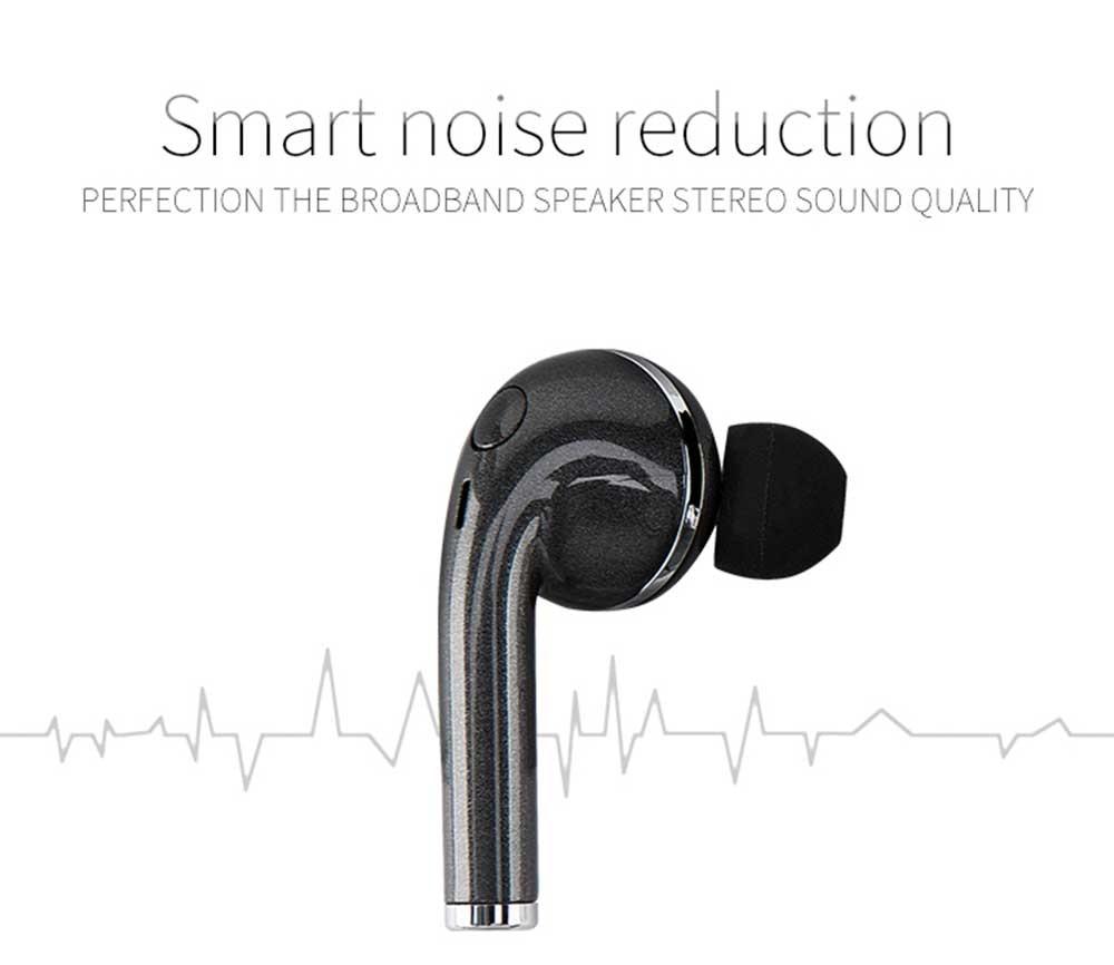 2019 Mini Onzichtbare Oortelefoon Bluetooth Magneet Charger Ipx5 Noise Cancelling Oordopjes Met Microfoon Modieuze En Aantrekkelijke Pakketten
