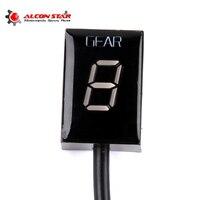 Alconstar Ecu Plug Mount 6 Speed 1 6 Level Gear Indicator Gear Meter Fit For Suzuki