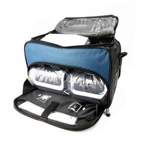 Image 3 - BMC CPAP Machine Mask Headgear Humidifier Filter Hose Bag Breathing Apparatus Portable Respirator For Sleep Apnea Anti Snoring