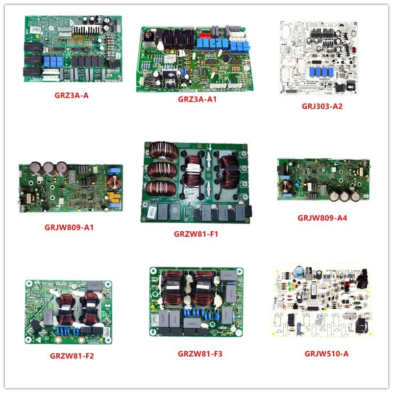 GRZ3A A/A1 | GRJ303 A2 | GRJW809 A1/A4 | GRZW81 F1/F2/F3 | GRJW510 A/A1/ a5 | GRZ63 A1/A3/A4 | GRJ840 A/A1/A4/A8 Kullanılan Iyi Çalışma