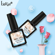 Lokai 10ML UV Gel Nail Polish 90 Color Vernis Semi Permanent Primer Varnishes Lak Lacquer 31-60