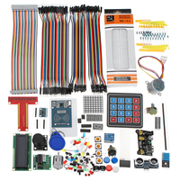 LCD1602 Breadboard Cable RFID Starter Learning Kit For Arduino For Raspberry Pi