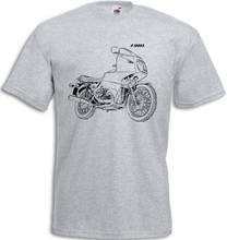 2019 mode R 100 RS T-Shirt mit Grafik R 100 RS Motorcycyle Rally R 100 RS