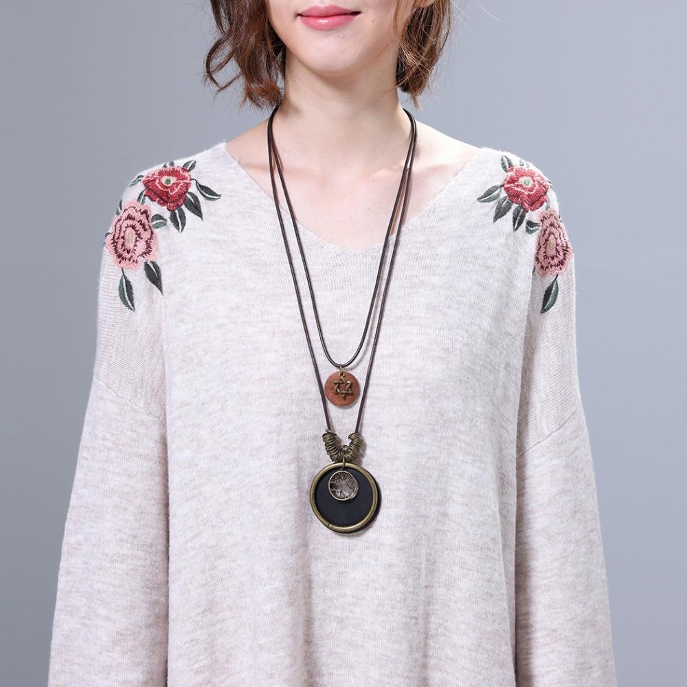 Nueva llegada vintage choker collar de mujer joyería de moda árbol - Bisutería - foto 2