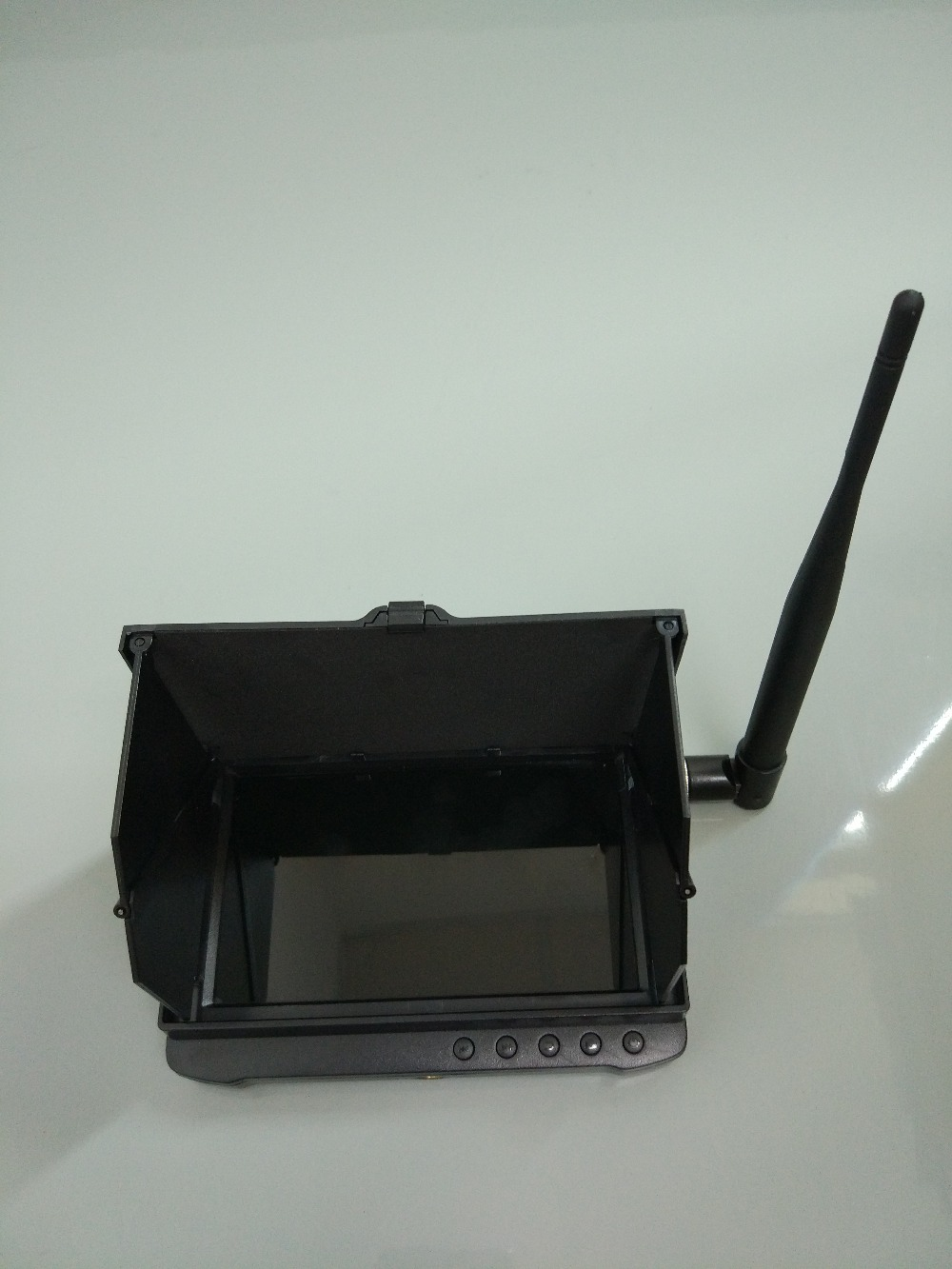 5 Inch Baby Monitor Receiver 1.2Ghz/ 2.4Ghz /5.8Ghz Wireless Camera Receiver Take Photo and Video