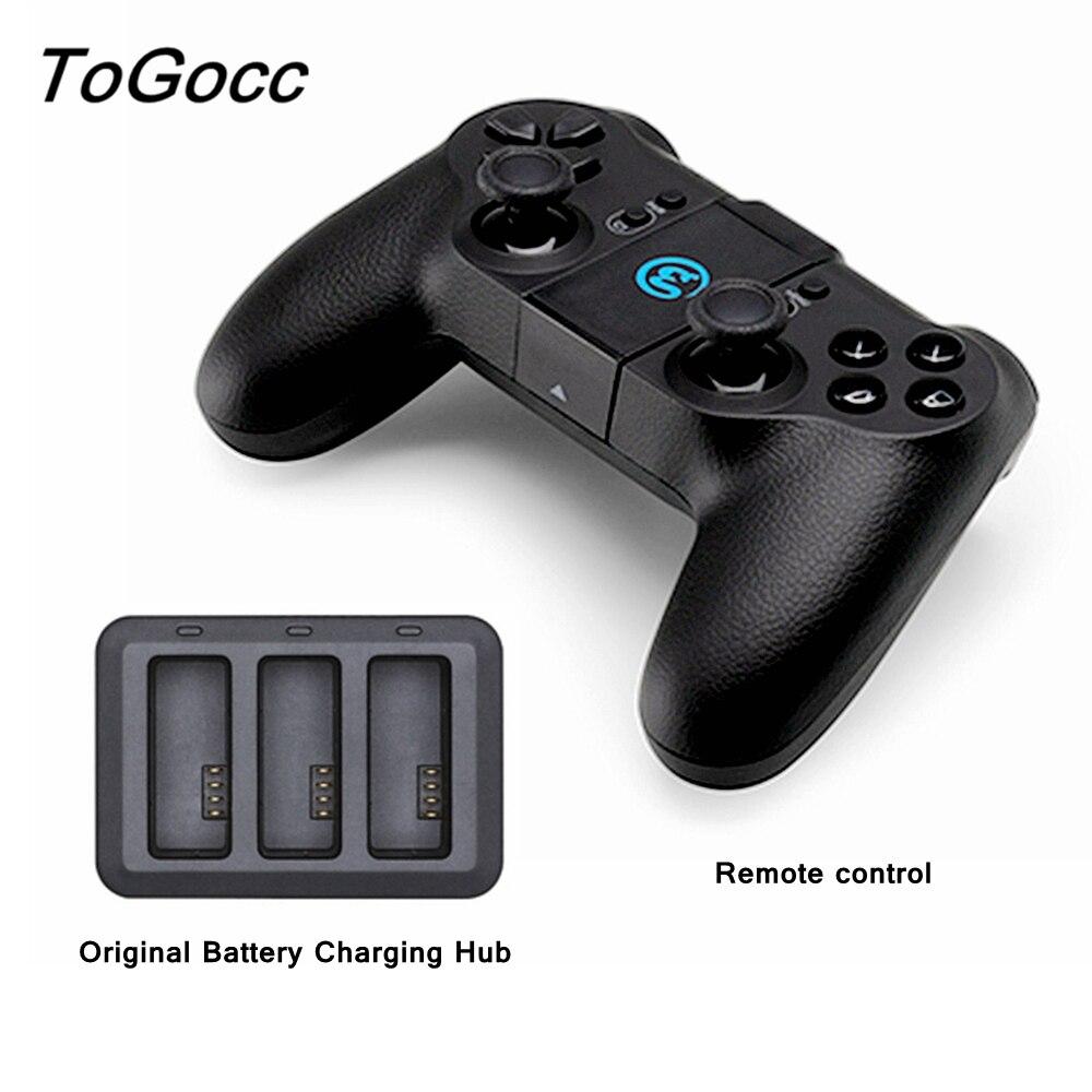 Télécommande DJI Tello d'origine + chargeur de batterie moyeu de chargement Drone accessoires de batterie de vol