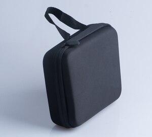 Image 3 - Walkie Talkie torebka Baofeng Radio przenośna torba UV 5R Nylon schowek ochronny torba na UV 5R 5RE 5RA cb Radio Case akcesoria