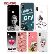 Silicone Phone Case XxxTentacion Lil Peep for Redmi 7 Y3 Y2 S2 Xiaomi Note 6 6A 5 5A Pro Plus 4 4X Cover