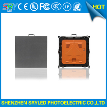 640 мм x 640 мм p5 Аренда светодиодного Экран кабинет p5 rgb led Панель 1/16 просмотров Золотой Матовый aluminnum привело кабинет p5 светодиодных