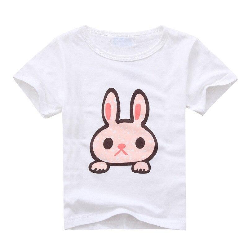 1pcs/lot Cotton short sleeved T-shirt children C-KBL001-1