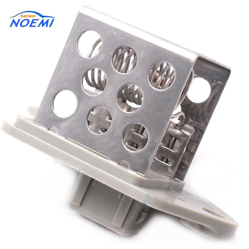 YAOPEI ohřívač ventilátoru ventilátoru ventilátoru motoru Použití řídící jednotky pro Peugeot 406 / PARTNER / RANCH Citroen C5 / BERLINGO OEM # 9641212580