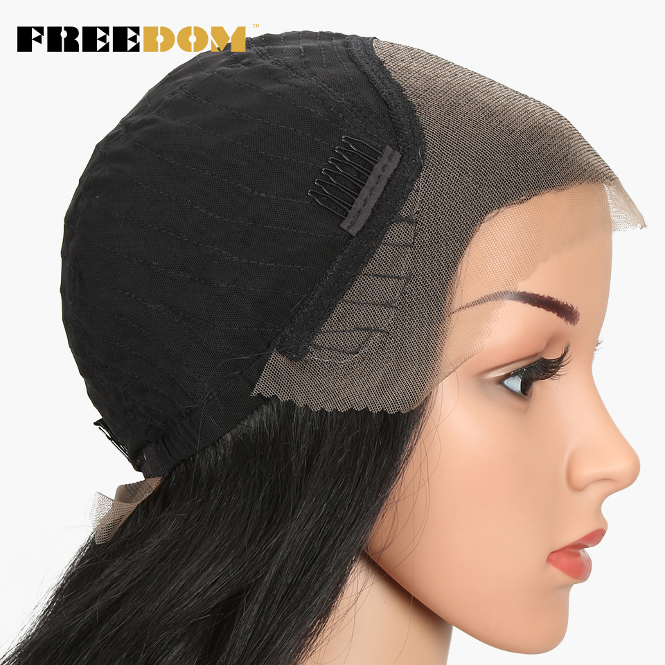 Women Ponytail Ombre Frontal 19