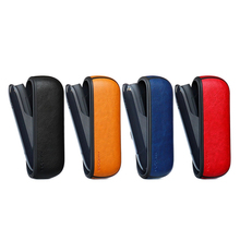 Case for IQOS 3 PU Leather Carrying Case Sleeve Cover Electronic Cigarette Storage Protective Case IQOS Accessories Bag