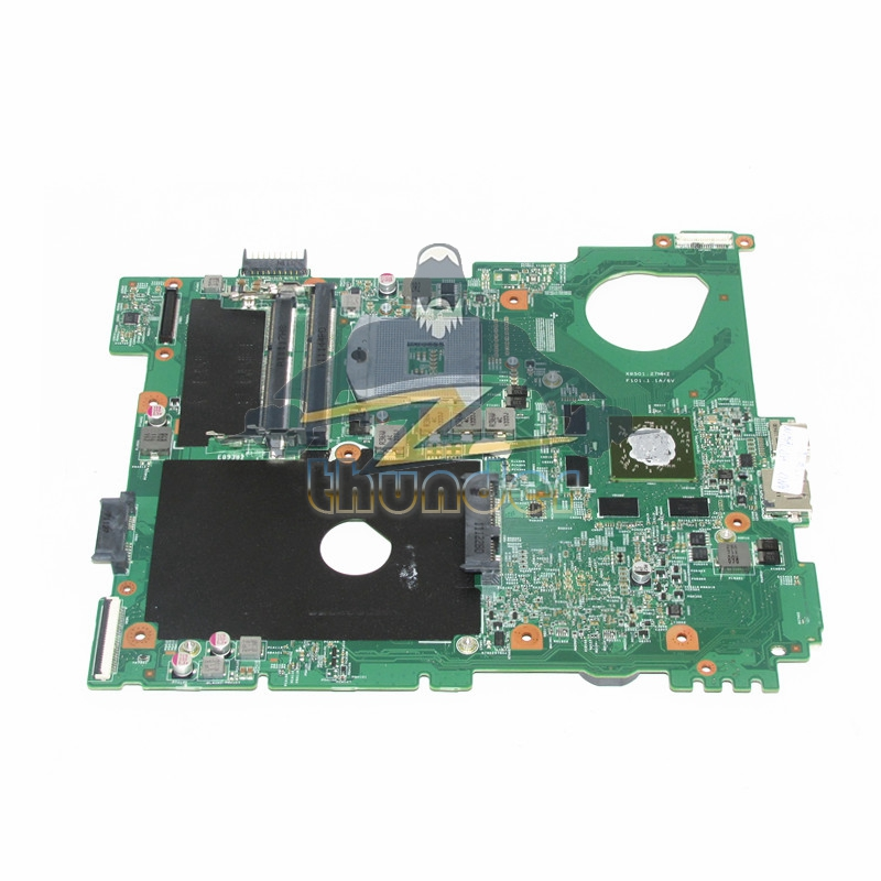 CN-0F3GY0 0F3GY0 Main Board For Dell Vostro 3550 Laptop MotherBoard HM67 DDR3 with Discrete Graphics nokotion laptop motherboard for dell vostro 3500 cn 0w79x4 0w79x4 w79x4 main board hm57 ddr3 geforce gt310m discrete graphics