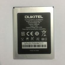 Oukitel C4 Battery 100% Original 2000mAh Backup Replacement For Mobile Phone