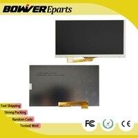 A 164 97mm 30 Pin New LCD Display 7 Irbis TZ70 TZ71 TZ72 4g Tablet