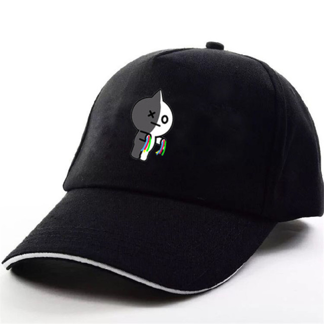 BT21 Baseball Caps 2018