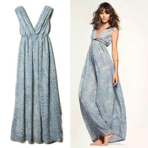 Bohemian Long Summer Dresses