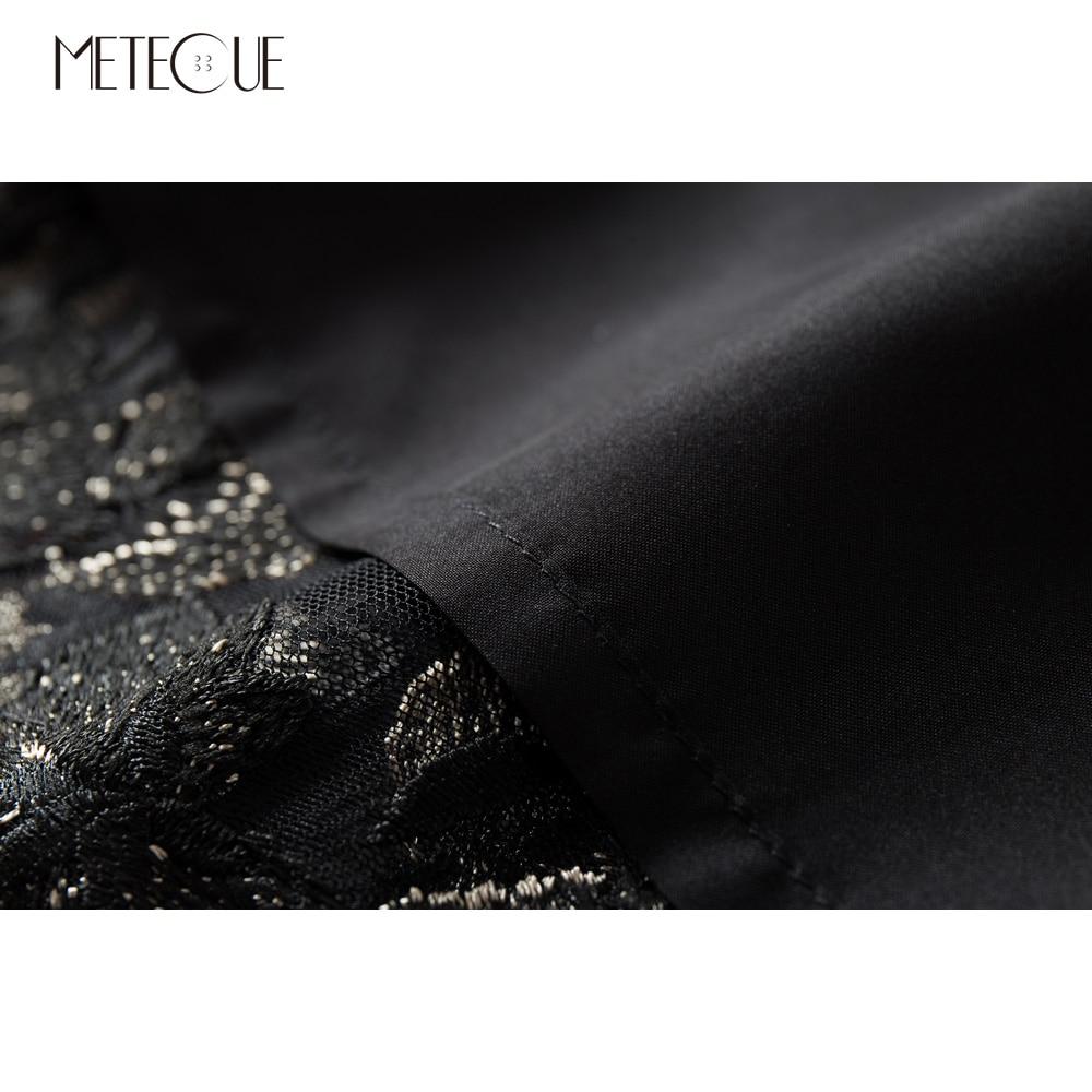 Elástico Faldas Bordado Romántico Malla Volantes De Falda Mujer Verano 2019 Línea Negro Doble Floral Mujeres Primavera Cintura Dobladillo Alta Capas rvwrzqxZ
