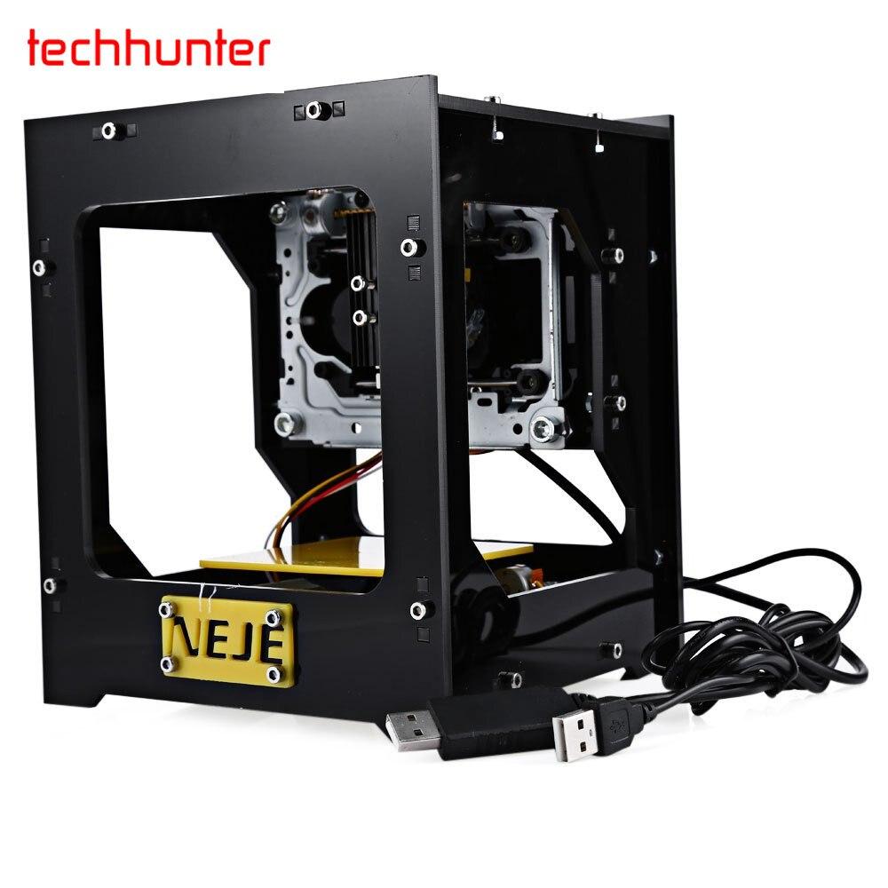 NEJE Fancy Laser Engraving Printer Machine 5V 300mW for Hard Wood Plastic USB Laser Engraving Machine/DIY Laser Printer