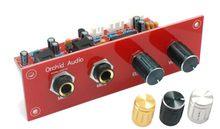 Karaoke de sonido de PT2399 con NE5532 preamplificador micrófono amplificador con Panel