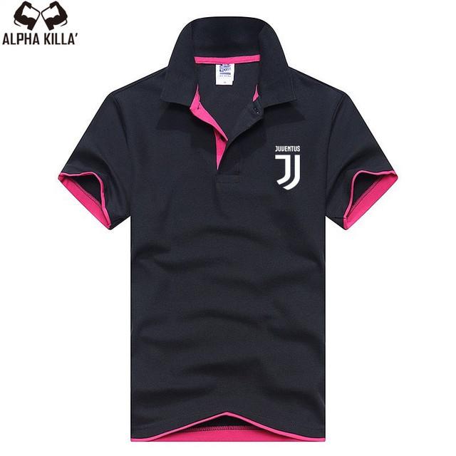 Brand New Men's Polo Shirt Juventus For Men Desiger Polos Men Cotton Short Sleeve shirt clothes jerseys golftennis Plus Size XXL