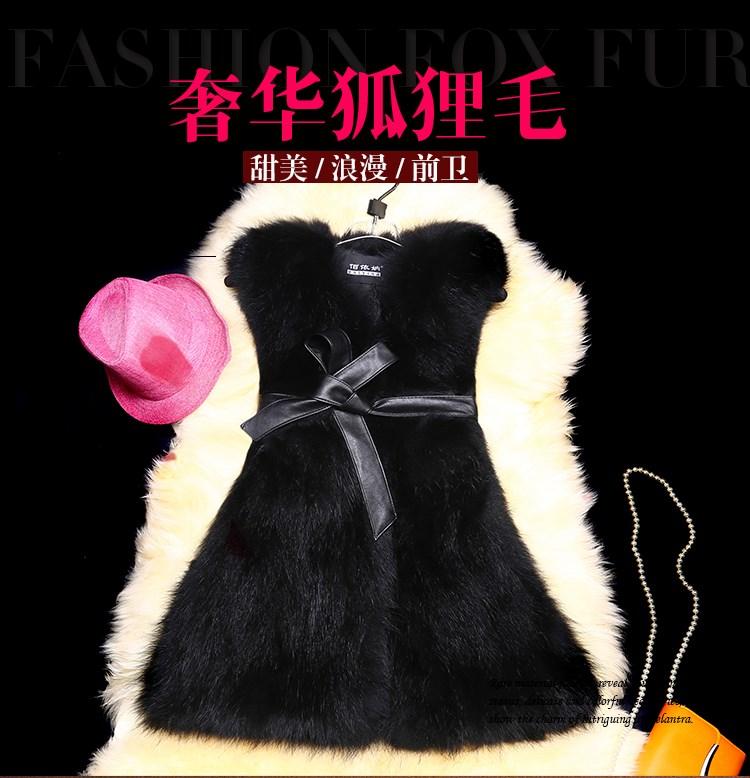 натуральный мех куртки пальто натуральный мех это женщин с длинным лисий мех природа фокс нация большой размер низкая цена