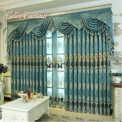 custom made curtain -in Curtains from Home & Garden on Aliexpress ...