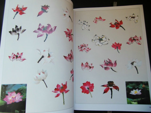 Free shipping lotus flower tattoo book chinese painting book sketch free shipping lotus flower tattoo book chinese painting book sketch tattoo flash reference book lotus flowers 11 new in tattoo accesories from beauty mightylinksfo