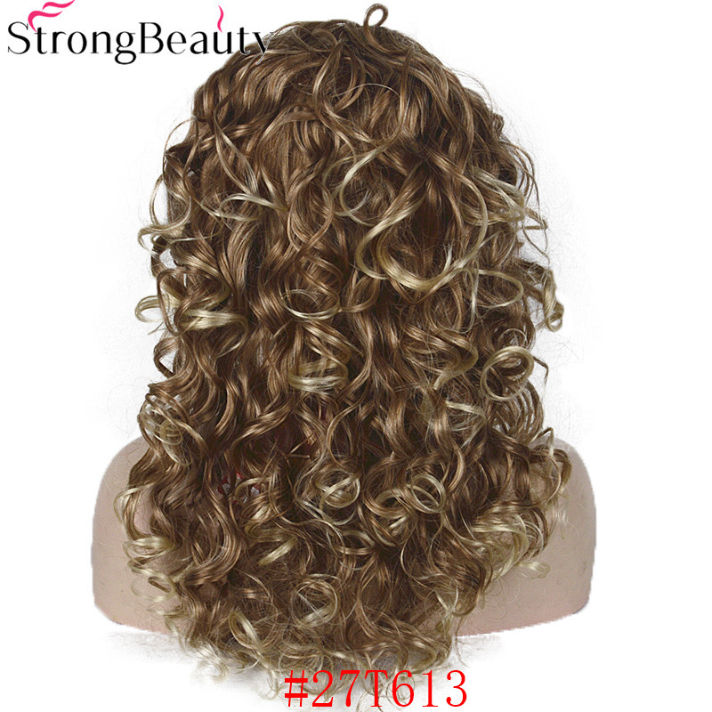 RM 5985 27T613 Synthetic Half Wig With Headband (6)