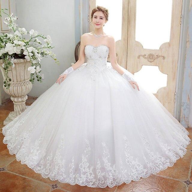 Lamya Top Vintage Prinzessin Hochzeitskleid Spitze Unten Schatz ...