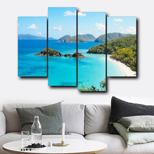 Laeacco Canvas Painting Natural Mountain River Wall Art Nordic Posters and Prints Living Room Bedroom Home Decoration
