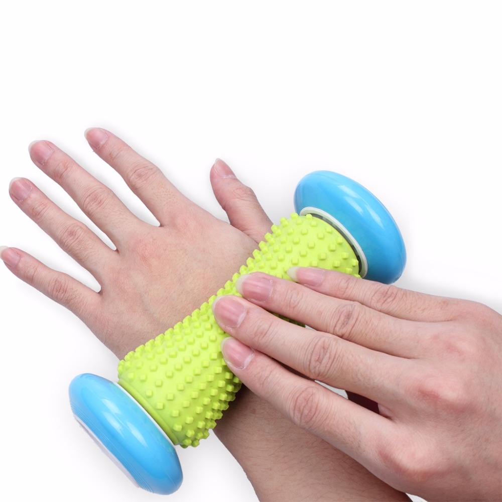 Foot Hand Massage Roller Trigger Point Deep Tissue Physical Therapy For Plantar Fasciitis Heel Foot Arch Pain Relief Yoga Fitness (8)