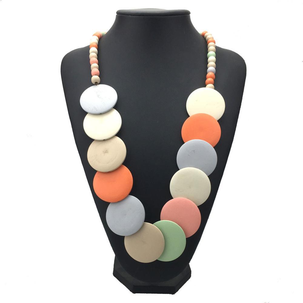 Light Color Necklace