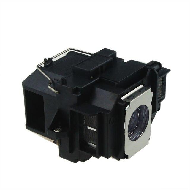 Для Epson POWERLITE X9/S9/1220/1260/VS200/EX3200/5200/7200 PJ-LMP V13H010L58 Замена лампа ELPLP58 ЛАМПЫ Совместимость С Epson